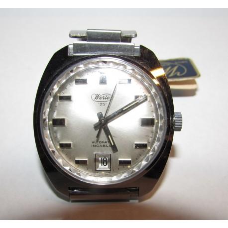 Wertex automatico orologio da polso