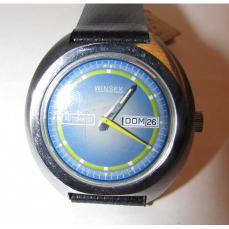 Orologio Winsex anni 70