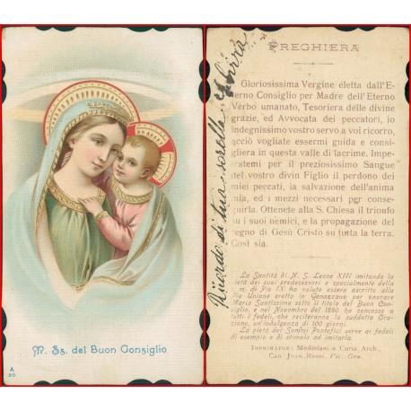 Santino Maria Ss. del buon consiglio