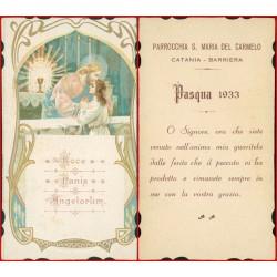 Santino Ecce pane angelorum