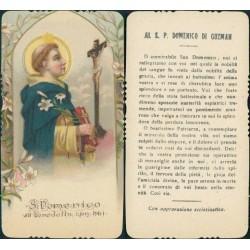 San Domenico santino primi 900