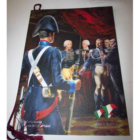 Calendario Carabinieri 19