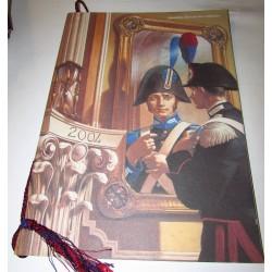 Calendario Carabinieri 2004