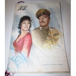 Calendario Carabinieri 2002