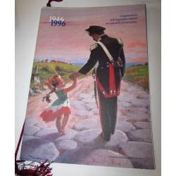 Calendario Carabinieri 1996
