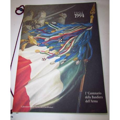 Calendario Carabinieri 1994