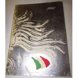 Calendario Carabinieri 1992