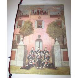 Calendario Carabinieri 1989