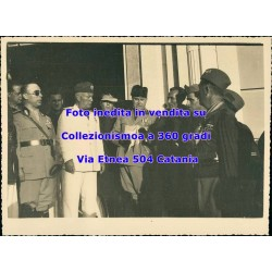Foto visita di Mussolini in Sicilia 4