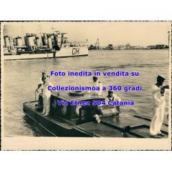 Foto visita di Mussolini in Sicilia 6