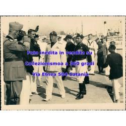 Foto visita di Mussolini in Sicilia 12