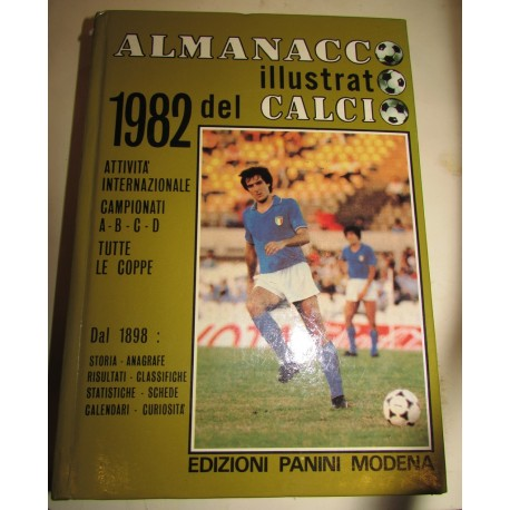 Almanacco di calcio 1982