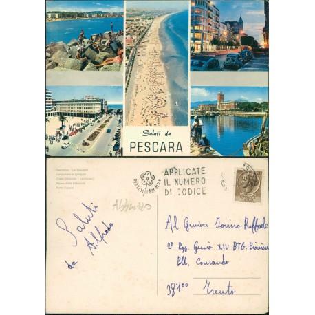 Pescara saluti
