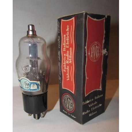 Valvola vintage Fivre 6Q7G mai usata