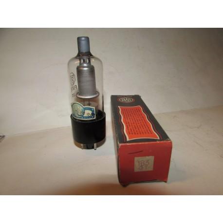 Valvola vintage Fivre 1B3 gt mai usata
