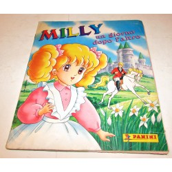 Milly album figurine Panini