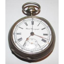 Patent chronograph orologio da tasca cronografo