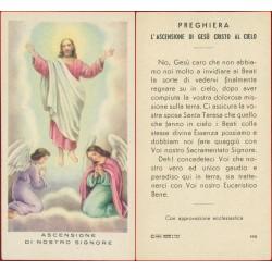 Ascensione di nostro Signore Egim 195