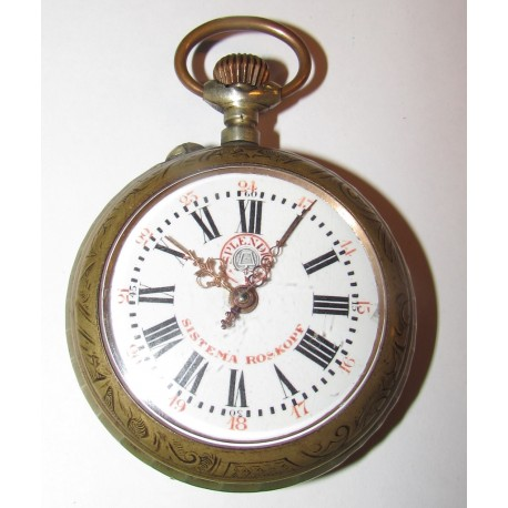 Orologio da tasca Roskopf splendido