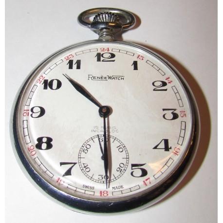Orologio da tasca Renè wathc delle ferrovie dello stato
